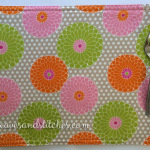 Fast and Easy Fabric Placemat Tutorial