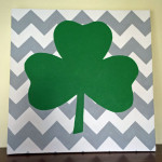 Chevrons and Shamrocks