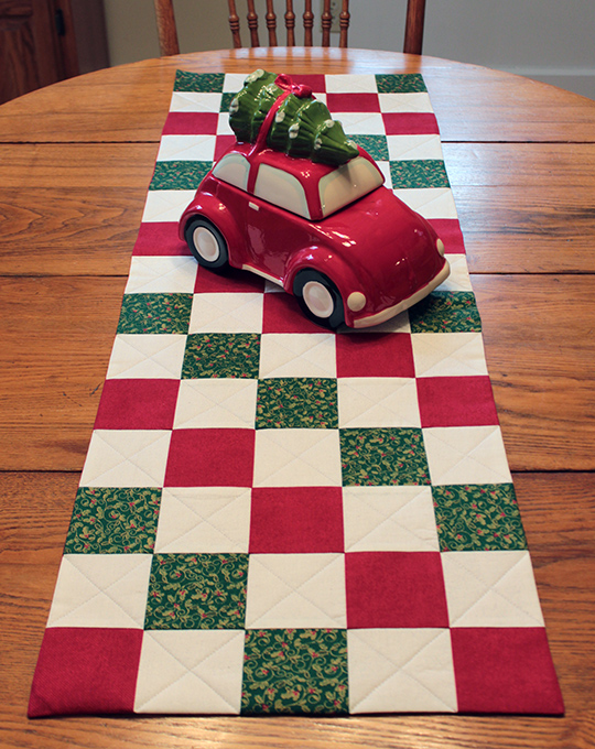 Christmas Table Runner 3