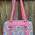 Pattern Testing: Reisende Bag from Sew Sweetness