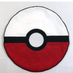 Pokemon Go Pokeball Pillow Tutorial