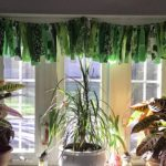 St. Patrick's Day Fabric Strip Garland