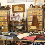 Sewing Room Cleaning & Organization Tips