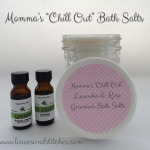 "Momma's ""Chill Out"" Bath Salts Tutorial"