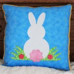 Easter Bunny & Easter Egg Pillow Tutorials