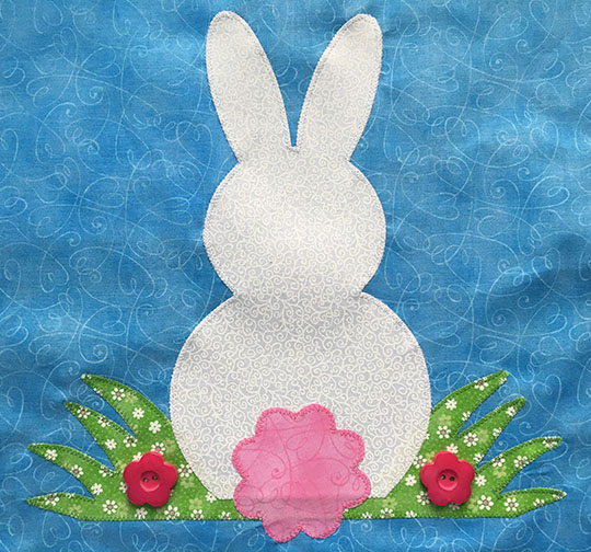 Easter Decorating: Easter Egg & Easter Bunny Pillow Tutorials