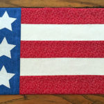 Stars & Stripes Placemat Tutorial