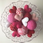 No-Sew Project for Valentine's Day: Fabric Balls