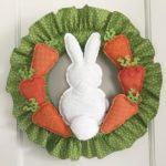 Easter Bunny Wreath Tutorials