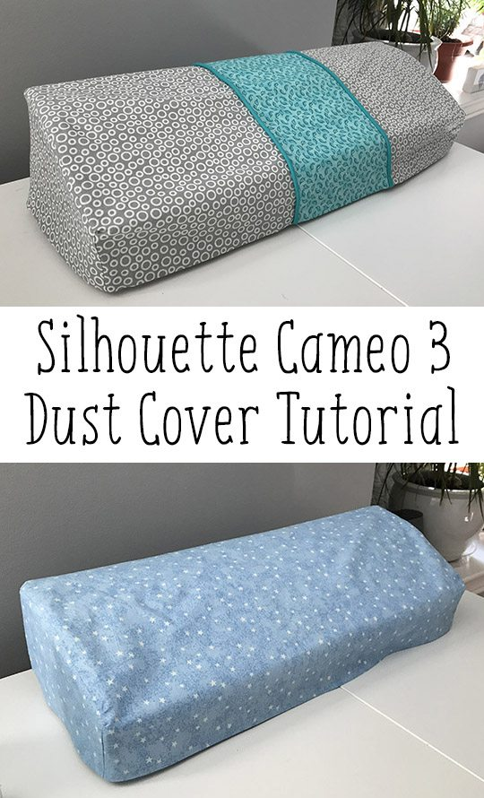 DIY Silhouette Cameo 3 Dust Cover | Clever Little Mouse