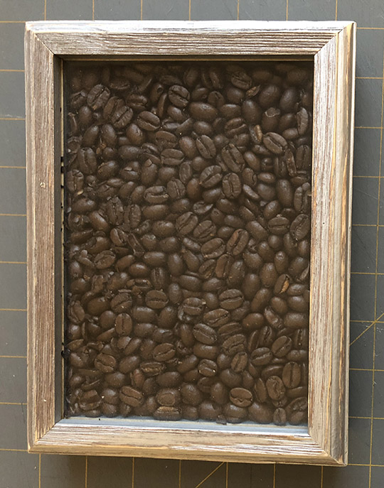 But First Coffee, Shadowbox