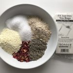 Skin Soothing Oatmeal & Herb Bath Salts